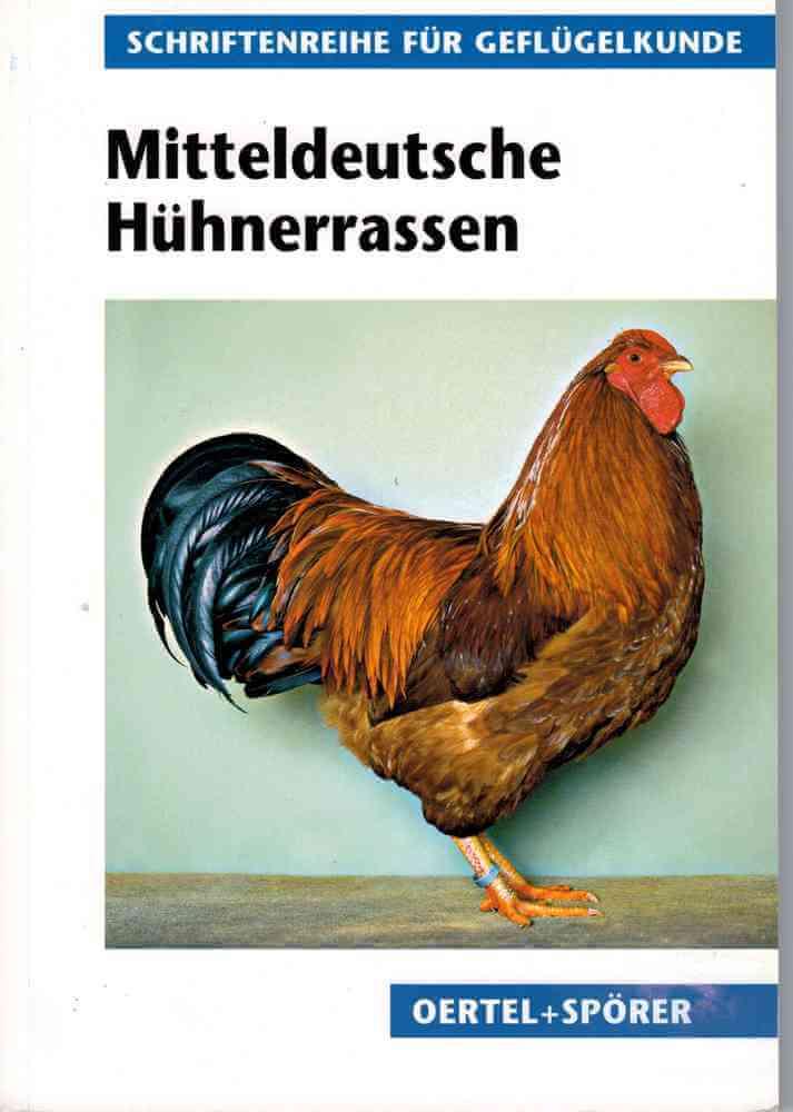 Mitteldeutsche Hühnerrassen